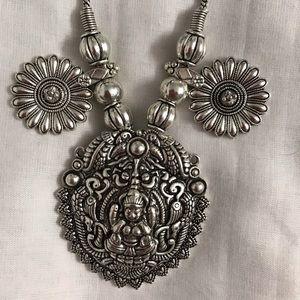 Lakshmi Necklace- new